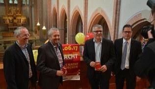 """Vorschaubild Pressegespräch """"Lange Nacht der Kirchen"""" 2017"""
