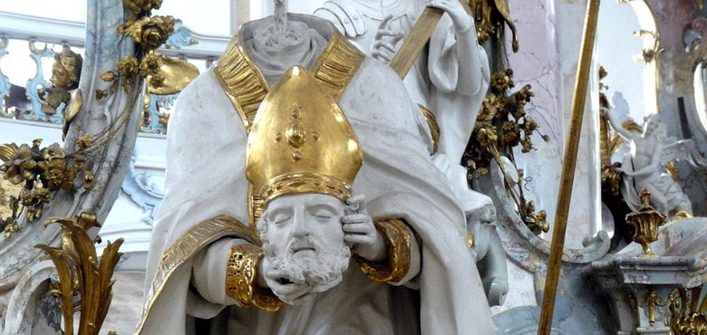 Radio-Tipp: Nothelfer Dionysius