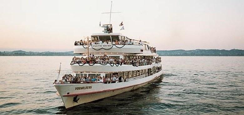 28. Bodensee-Schiffsprozession
