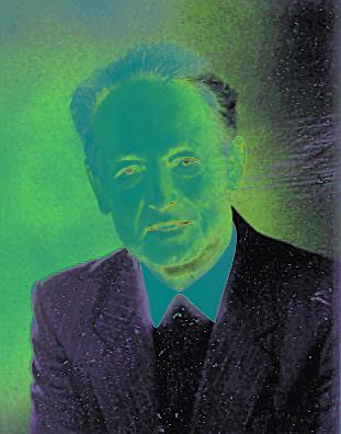 Pfarrer Cons. Hermann Alge
