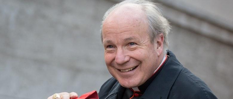 Teaserbild für den Artikel Alles Gute, Herr Kardinal!