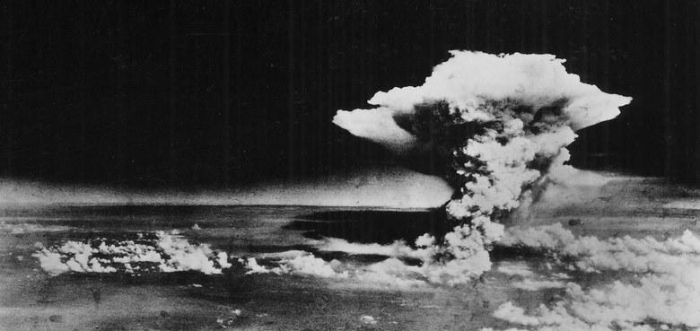 Habt ihr Hiroshima vergessen?