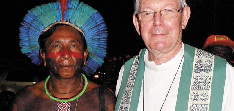 Handelsdelegierter attackiert Bischof Kräutler