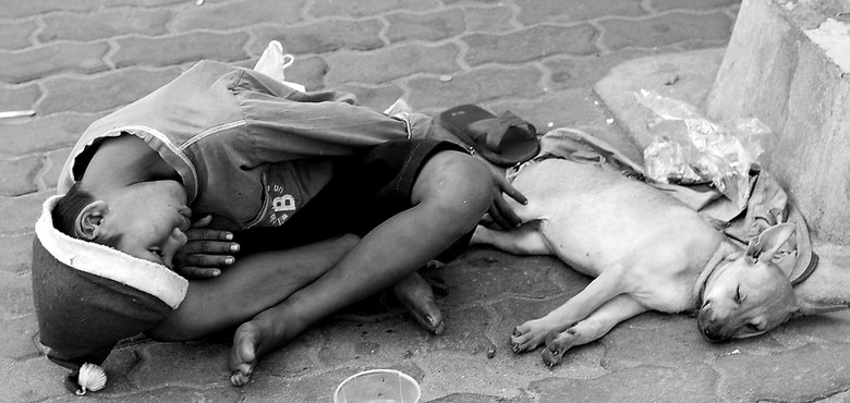Jedes Kind ist eins zuviel: Hilfe für Straßenkinder