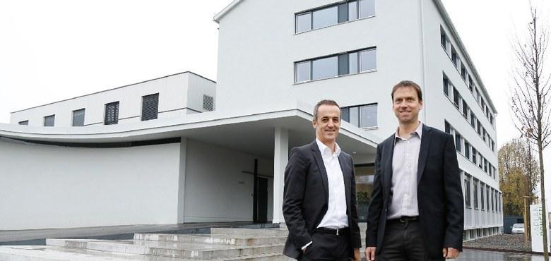Neueröffnung Kaplan Bonetti-Haus