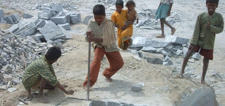 Kinderarbeit - auch in Europa