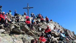 Vorschaubild Gipfelmesse auf der Eisentäler Spitze