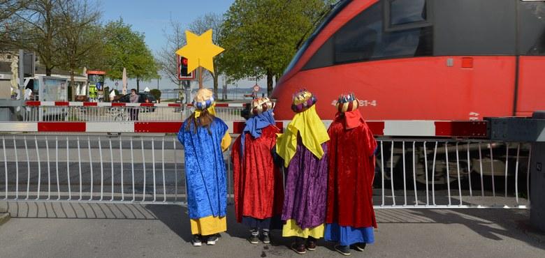 Fest am See: Gratis-Anreise