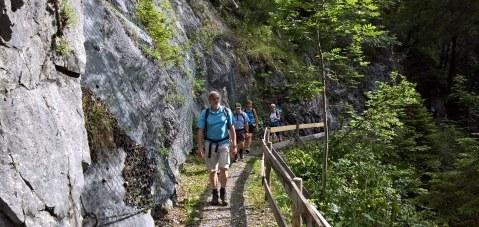 "Spirituelle Wanderung ""Männer auf dem Weg"""