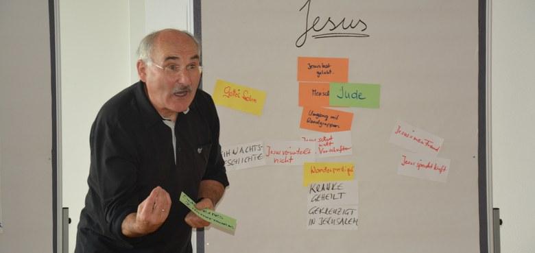 Jesus von Nazaret enkeltauglich vermitteln