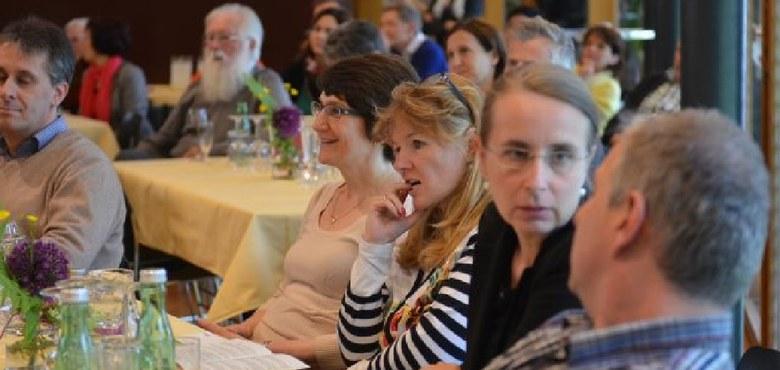 Religiöse Vielfalt erleben - Jahreshauptversammlung des KBW