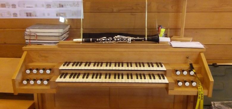 Kammermusik mit Klarinette und Klavier