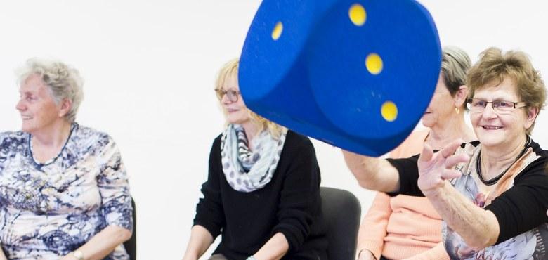 Mit Köpfchen und Humor älter werden in Schruns - ALT.JUNG.SEIN.Kurs