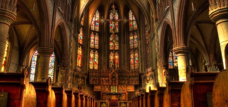 Schöpfungslobpreis in der Klosterkirche