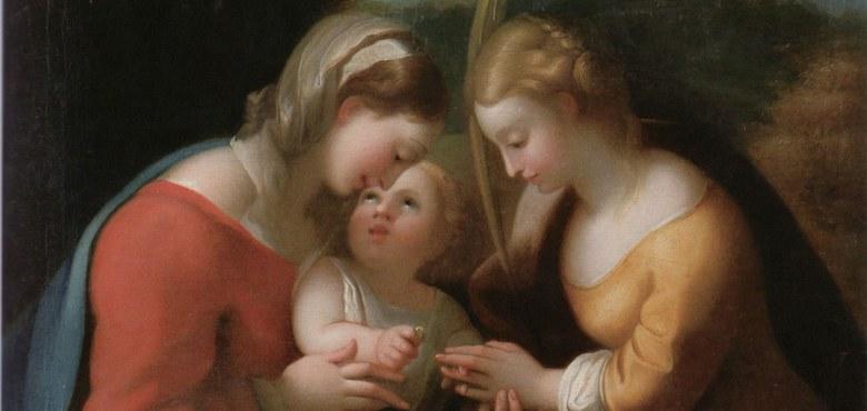 Verlobte, Rivalinnen und Büßerinnen - Die religiösen Frauengestalten der Angelika Kauffmann
