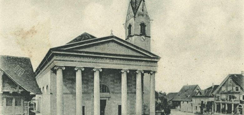 Vorarlberger Kirchengeschichte