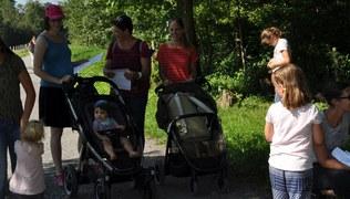 Vorschaubild Kinderwagenwallfahrt 2019