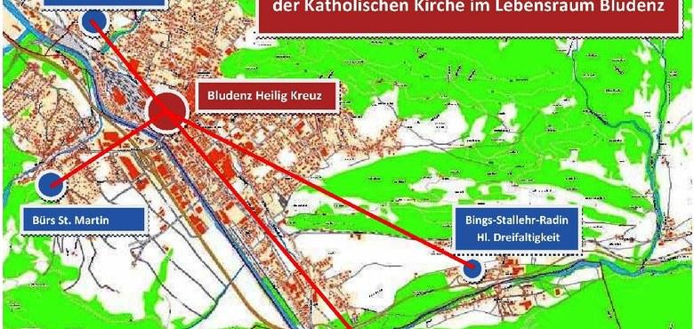 Neu ab Herbst 2014: Seelsorgeraum Bludenz