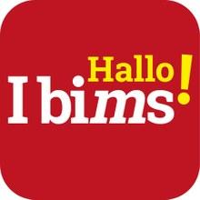 Hallo I bims Logo