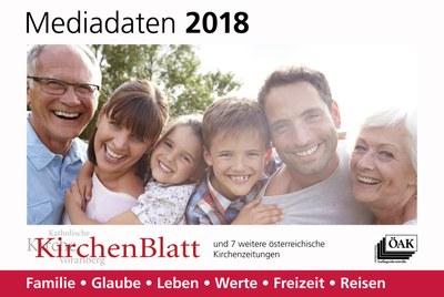 KirchenBlatt Mediadaten 2018