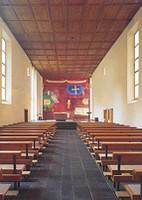 Propstei St. Gerold, Innenraum
