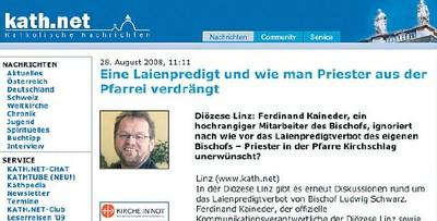 kath-net Screenshot