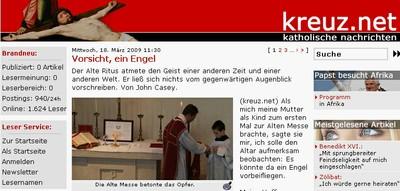 kreuz.net Screenshot