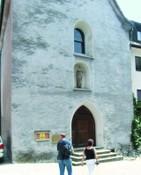 Dreifltigkeitskirche Bludenz