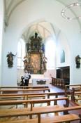 Dreifaltigkeitskirche Bludenz - innen
