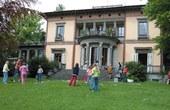 """Photo: Villa Lindenhof - Heimat der """"friedensräume"""""""