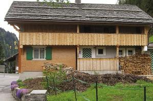 Pfarrhaus Buchboden