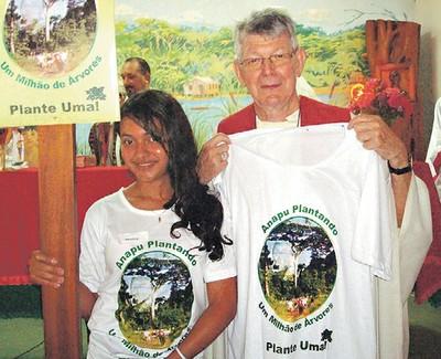 Bischof Kräutler-T-Shirt