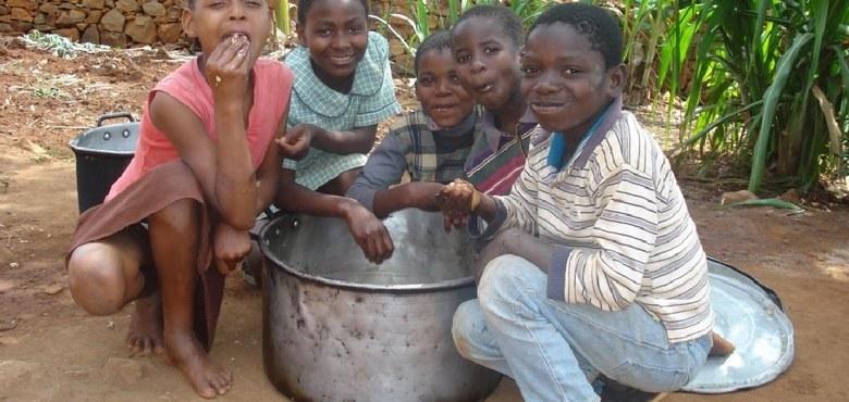Alle Kinder haben ein Recht auf Glück