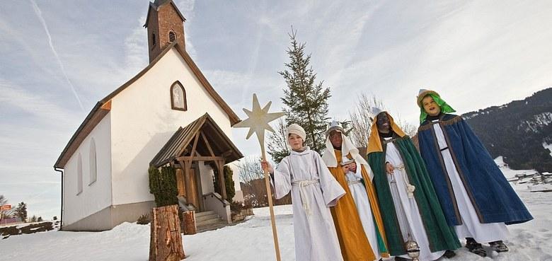 KirchenBlatt Nr. 1 vom 5. Jänner 2012