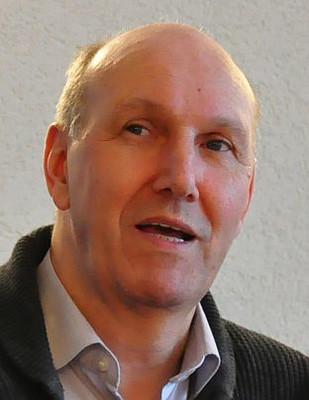 P. Toni Wittwer SJ