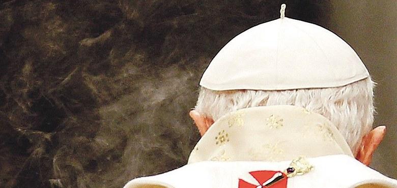 Papst ist Trumpf