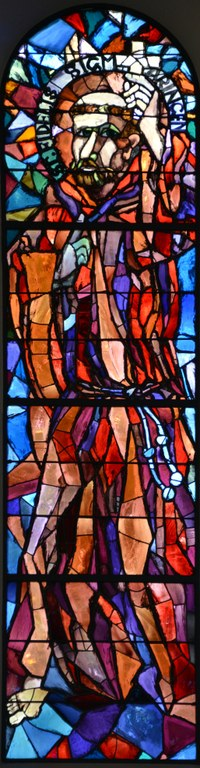 Kirchenfenster Götzis_Fidelis
