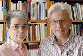 Susanne Hirsmüller und Margit Schröer