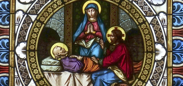 Der Tod des Hl. Josef