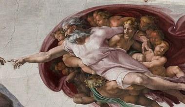 © Detail aus dem Deckengemälde der Sixtinischen Kapelle von Michelangelo / KNA