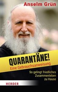 Anselm Grün - Quarantäne - Cover