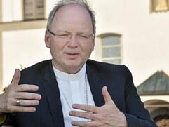 Bischof Benno Elbs - Bildstein - Interview