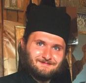 Mönchdiakon Bartholomäos Ungureanu