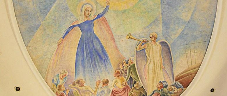Teaserbild für den Artikel Schutzmantel-Madonna