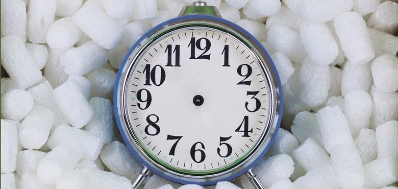Zeit ohne Druck
