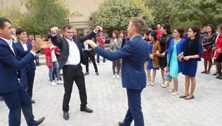 Vorschaubild KirchenBlatt Reise nach Usbekistan im Oktober 2017