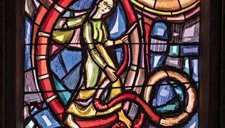Vorschaubild Lieblingskunstwerk - Die Glasfenster von Martin Häusle