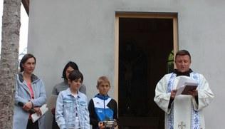 Vorschaubild Neue Armen-Seelen-Kapelle in Schoppernau