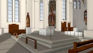 Vorschaubild Renovierung der Pfarrkirche Lauterach