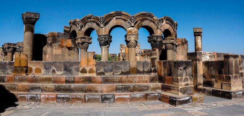 Armenien – Entdeckungsreise ins älteste christliche Land mit Pfr. Hubert Lenz